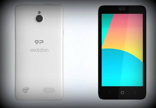 geeksphone revolution