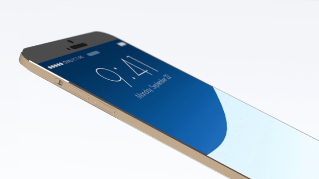 concepto apple iphone 6
