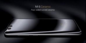 Xiaomi Mi 6 Ceramic 2