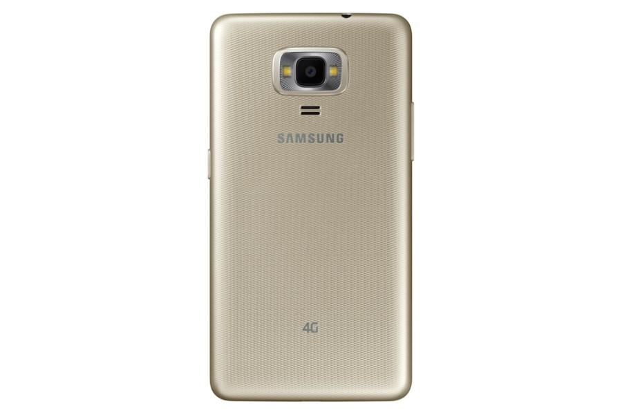 Samsung Z4 contracara