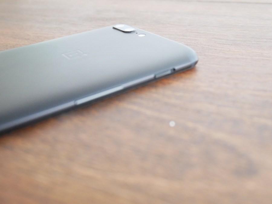OnePlus 5 switch no molestar