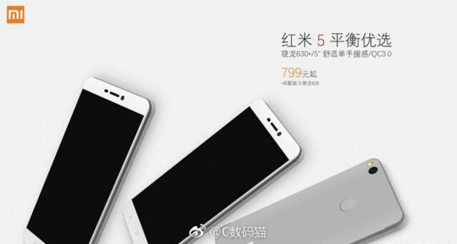 Xiaomi Redmi 5 4