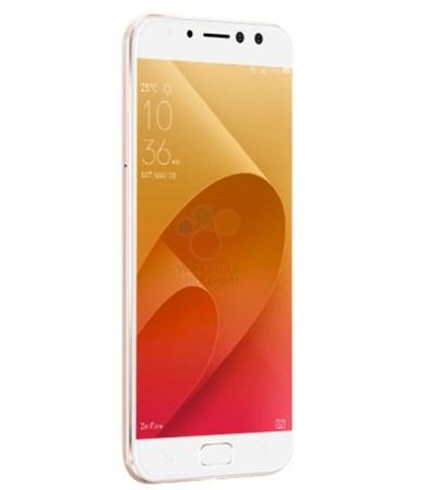 ASUS Zenfone 4 Selfie Pro dorado 7