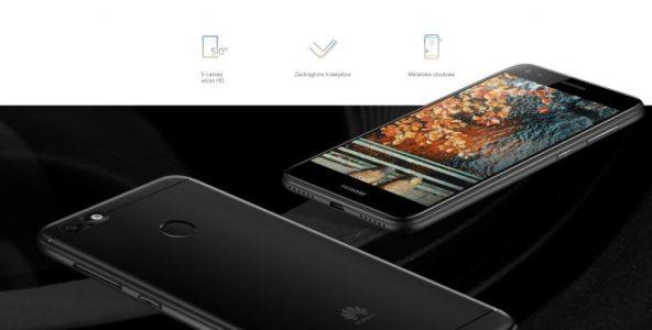 Huawei P9 Lite Mini 4