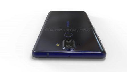 Nokia 9 render CAD 5