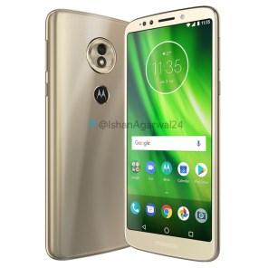 Motorola Moto G6 Play dorado 3