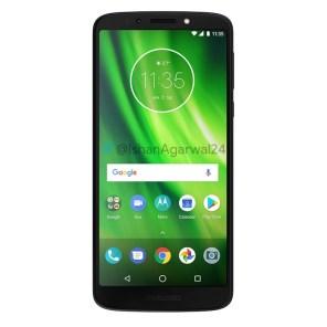Motorola Moto G6 Play negro 1