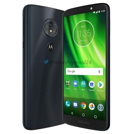 Motorola Moto G6 Play negro 4