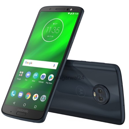 Motorola Moto G6 Plus indigo 3