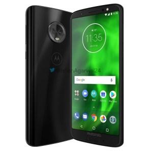 Motorola Moto G6 negro 4