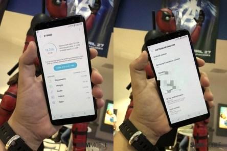 Samsung Galaxy J6 3