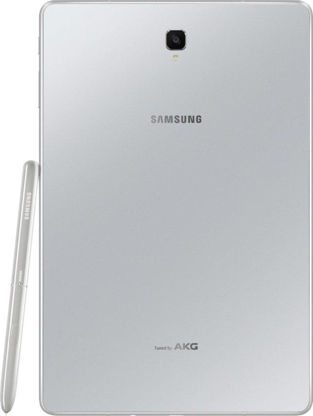 Samsung Galaxy Tab S4 white 2