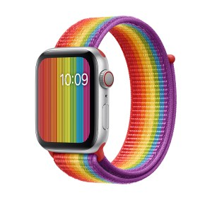Curea Apple Watch Sport Loop Sunshine
