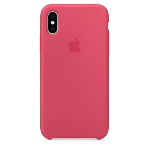 Husa iPhone XS Raspberry