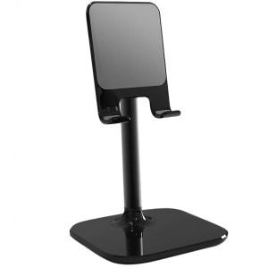 Suport de birou universal pentru Telefon / Tableta, SmartGSM®, Negru