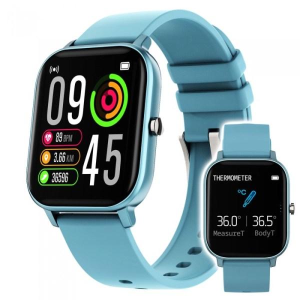 Smartwatch iHunt Watch ME Temp Pro 2021, Blue