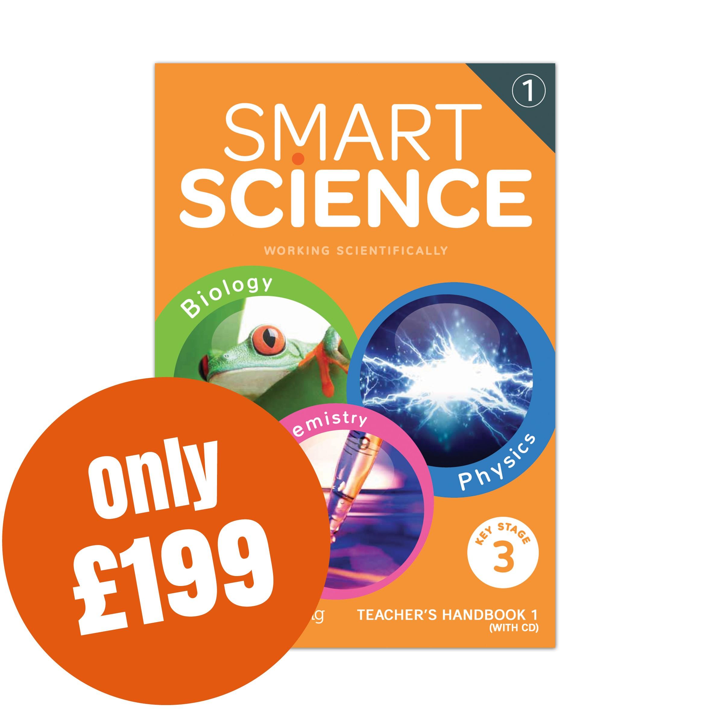 Smart Science Teacher S Handbook 1
