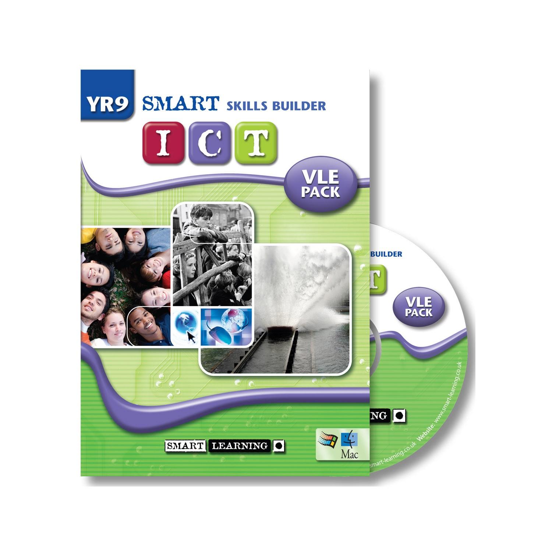 Smart Skills Builder Ict Y9 Ict Vle Pack