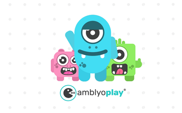 Smart Optometry Presents: AMBLYOPLAY – therapy for children with lazy eye!