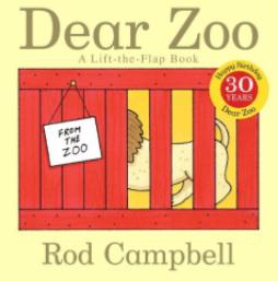 Board books for deaf infants