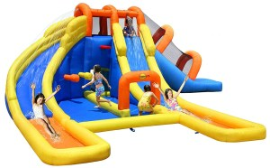 best bouncy house for home use
