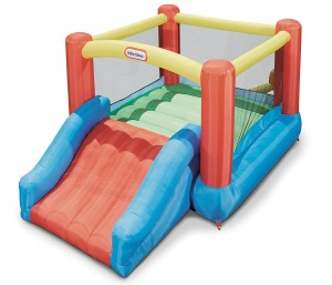best bounce houses for home use
