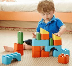 Nontoxic blocks for kids
