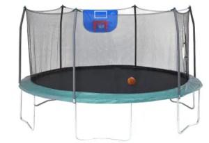 Safe Trampolines for kids