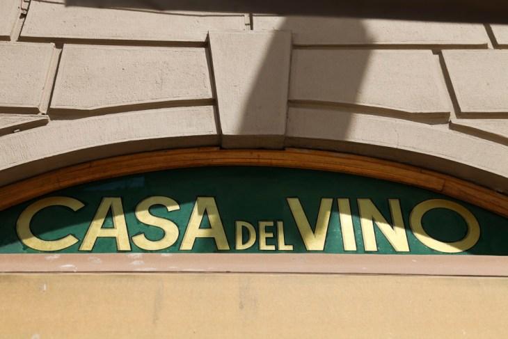 Casa del Vino, Nicola Bramigk