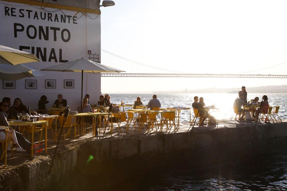 Ponto Final in Lissabon