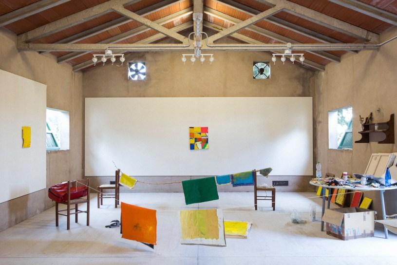 20140425-Villa Lena Art Studio - Frederik Vercruysse