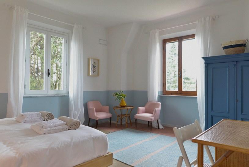20170419-Niklas Adrian Vindelev - San Michele Bedroom -Villa Lena