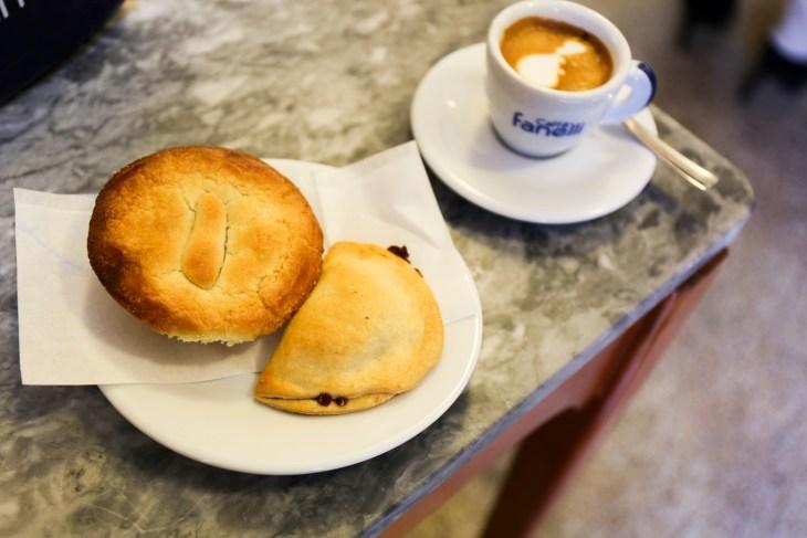 Caffe Tripoli, Nicola Bramigk