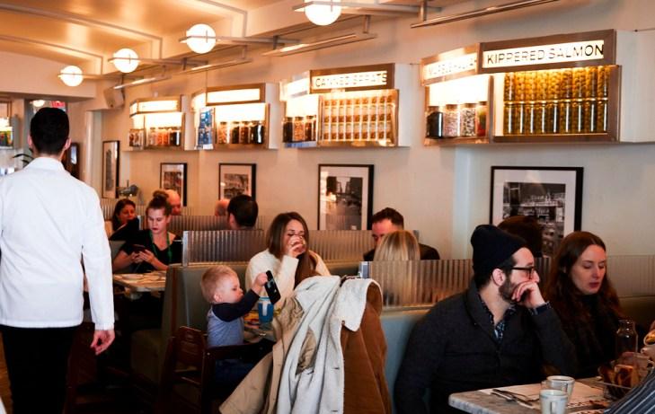 Russ & Daughters Cafe, Nicola Bramigk