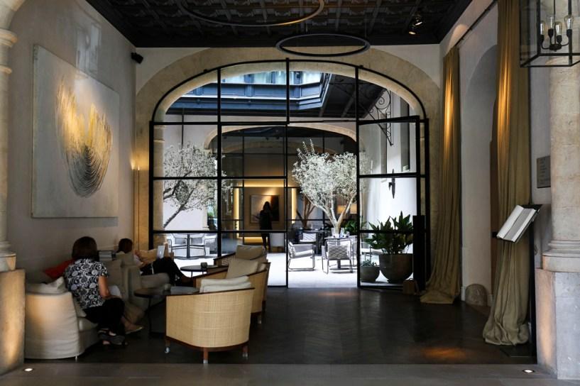 Hotel Sant Francesc Singular, Nicola Bramigk