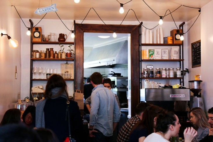 Sunday Cafe, Nicola Bramigk