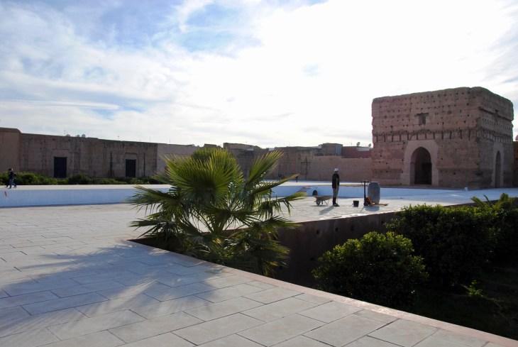 Badi Palace, Nicola Bramigk