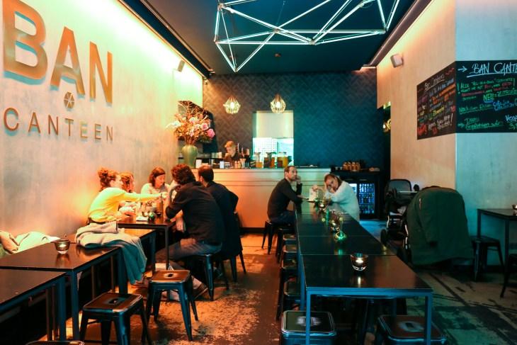 Ban Canteen, Nicola Bramigk