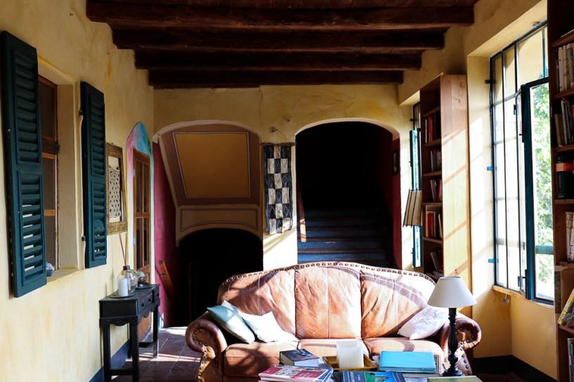 Casa Scaparone, Nicola Bramigk