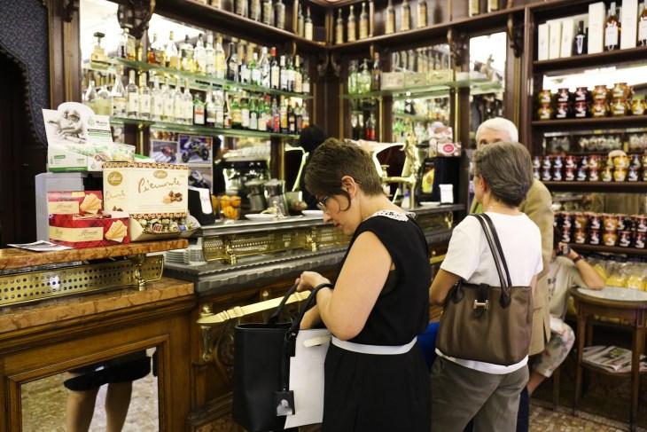 Bar Pasticceria Pettiti, Nicola Bramigk