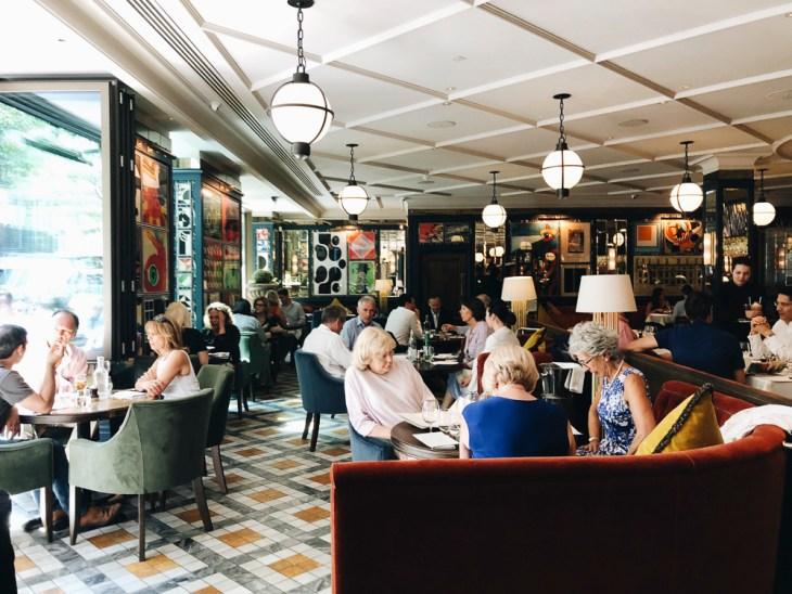 The Ivy Brasserie, Nicola Bramigk