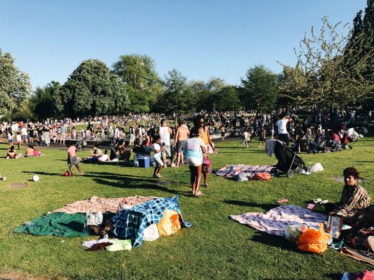 Hyde Park, Nicola Bramigk