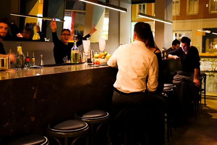 Bar Milano, Nicola Bramigk