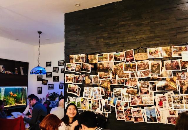 Shaniu's House of Noodles, Nicola Bramigk