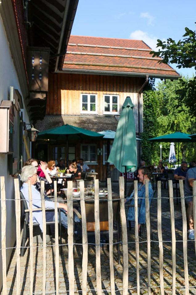 Thalkirchner Dorfhaus, Nicola Bramigk