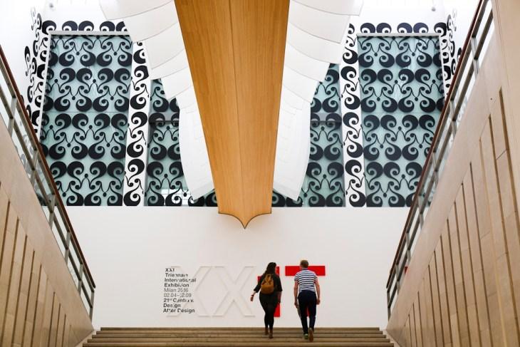Triennale di Milano, Nicola Bramigk