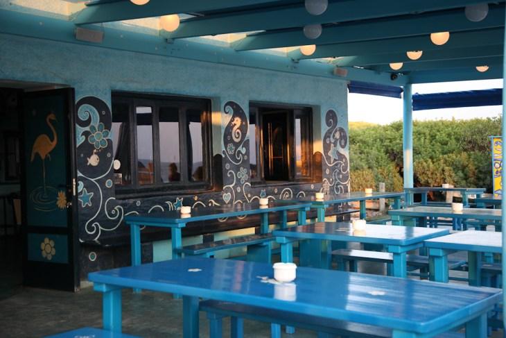 Blue Bar Formentera, Nicola Bramigk