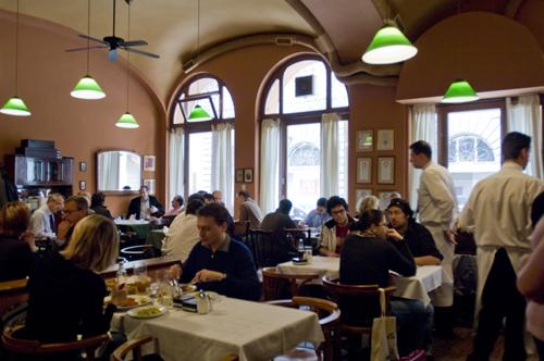 Café Kör in Budapest