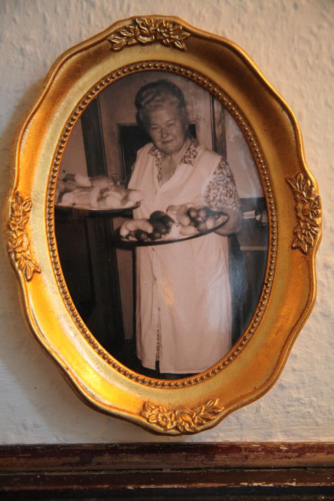 """Gaststätte """"bei Oma Kleinmann"""""""