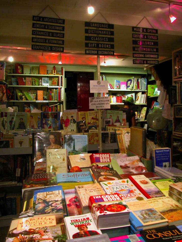 BM bookshop, Nicola Bramigk